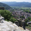 View over Staufen — Stock Photo