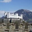 Stock Photo: Hohensalzburg castle