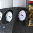 Manometer — Stock Photo #6395710