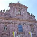 Jesuitenkirche — Stock Photo
