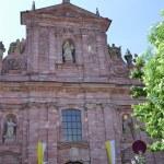Jesuit Church — Stock Photo