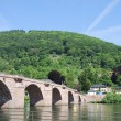 Stock Photo: Old Bridge of Heidelberg