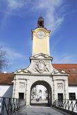 Castelo de ingolstadt — Foto Stock