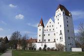 Ingolstadt 城堡 — 图库照片