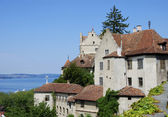Castello di meersburg — Foto Stock