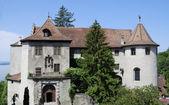 Castle of Meersburg — Stock Photo