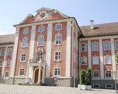 Meersburg city house — Stock Photo
