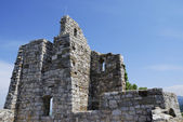 Castle ruin — Stock Photo