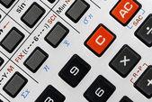 научный калькулятор — Стоковое фото