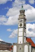 Torre perlach — Foto Stock