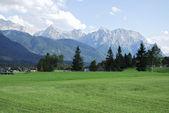 Karwendel berg — Stockfoto