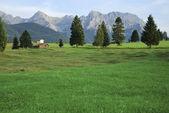 Mountains in Bavaria — Stock Photo