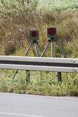 Speed trap — Stock Photo