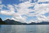 Lago walchensee — Foto Stock
