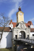 Château d'ingolstadt — Photo