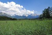 Karwendel-ansicht — Stockfoto