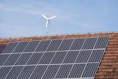 Energia alternativa — Foto Stock