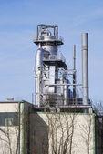 Industria química — Foto de Stock