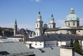 Salzburg churches — Foto de Stock