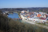 Wasserburg — Foto Stock