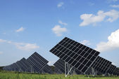 Renewable energy — 图库照片