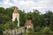 Historic tower — Stock Photo
