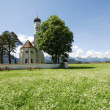 St. Coloman church — Stock Photo