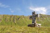 Montagne de croix — Photo