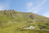 Grossglockner High alpine road — Stock Photo