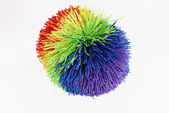Hedgehog ball — Stock Photo