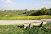 View over Rothenburg — Stock Photo