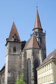 Chiesa di s. johannis a ansbach — Foto Stock