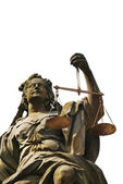 Justitia — Stock Photo