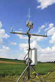 Weather station — Stock Photo