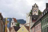 Historic city of F — Stock Photo