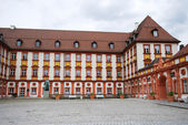 Old castle Bayreuth — Stock Photo
