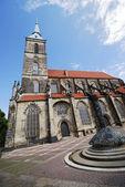 St. Andreas church — Stock Photo