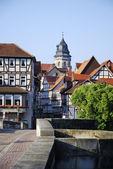 Hannoversch Münden — Zdjęcie stockowe