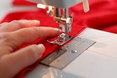 Sewing — Stockfoto