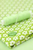 花衣の縫製項目 — ストック写真