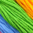 Stock Photo: Embroidery Threads