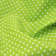 Royalty-Free Stock Photo: Polka dot fabric