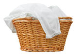 White Laundry — Stock Photo