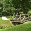 Wooden Bridge — Stock Photo #6410879
