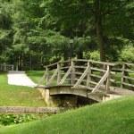 Wooden Bridge — Stock Photo #6410879