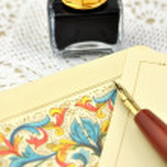 Fountain Pen — Stock Photo #6418846