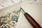 Fountain Pen — Stockfoto