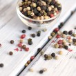 Peppercorn Mix — 图库照片