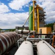 Stock Photo: Heavy industrial plant
