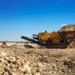 Stone crusher - Stock Photo